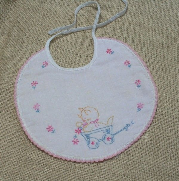 Baby Bib machine embroidery design by Sweet Heirloom. See more than , other Animals machine embroidery designs at tubidyindir.ga