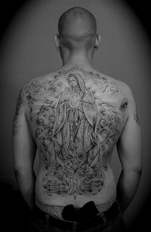Cúanto Sabes Sobre La Virgen De Guadalupe Tattoos Religious