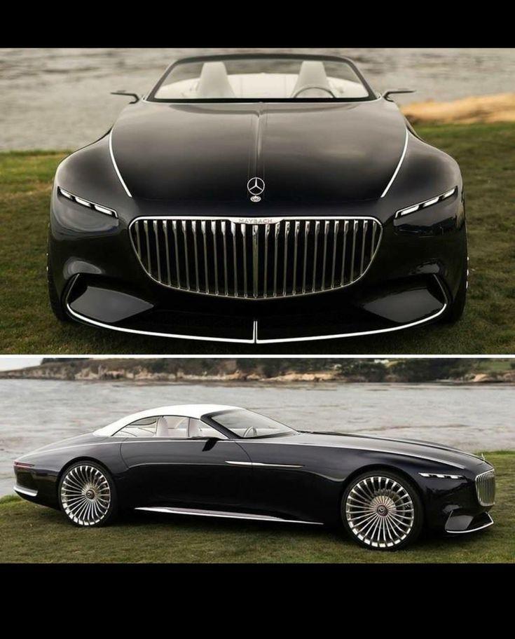 Mercedes Maybach Vision 6 Cabriolet  – Autos – #autos #Cabriolet #Maybach #Merce…,  #Autos …