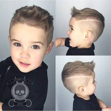 Children S Haircuts This 2019 2020 Photos And Ideas In 2020 Boys Haircuts Baby Boy Haircuts Toddler Haircuts
