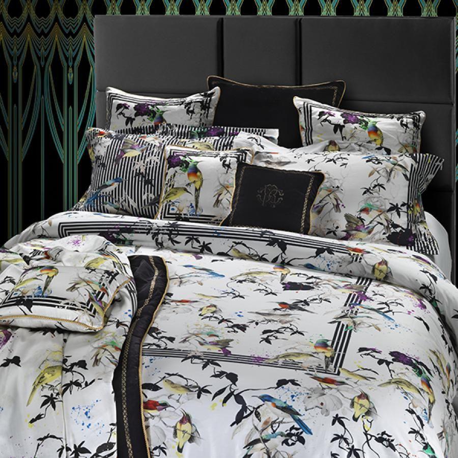 Bird Ramage King Duvet Cover Set Imperial Interiors King Duvet Cover Sets Bedding Sets Duvet Cover Sets