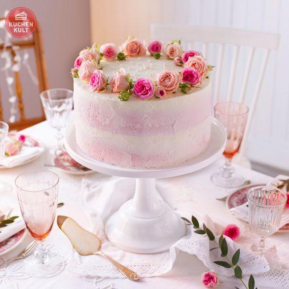 Hochzeitstorte Diy Im Dornroschen Style Wedding Cakes Pinterest