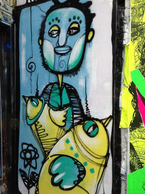costah street art