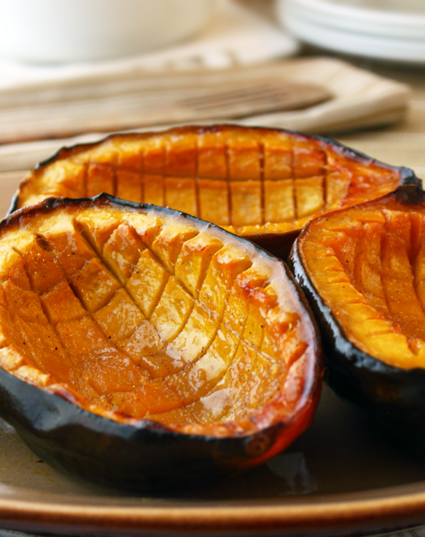 I Made This With Buttercup Squash And It Came Out Really Good With Images Squash Recipes Acorn Squash Recipes Food Recipes