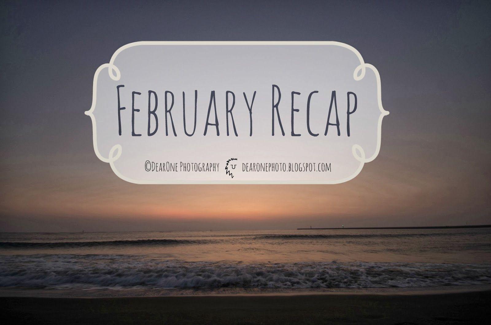 February Recap DearOne Photography Taiwan| Travel Blog