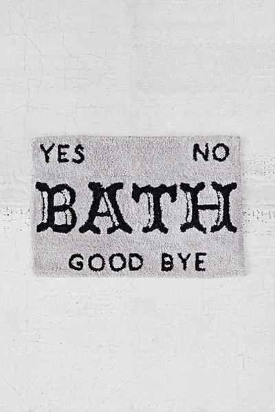 Bath Rugs Ouija Board