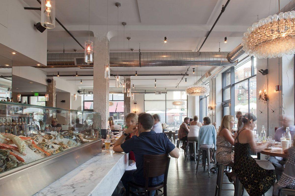 The Kitchen Denver Semple Kitchen Restaurant Decor