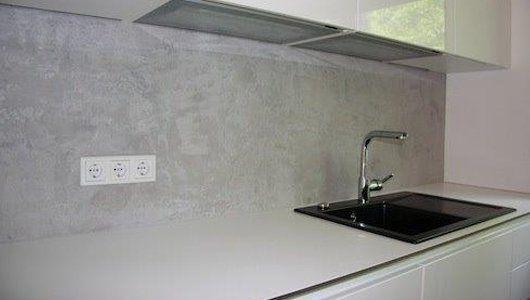 Met Betoncire geef je elke keuken een moderne touch Ga