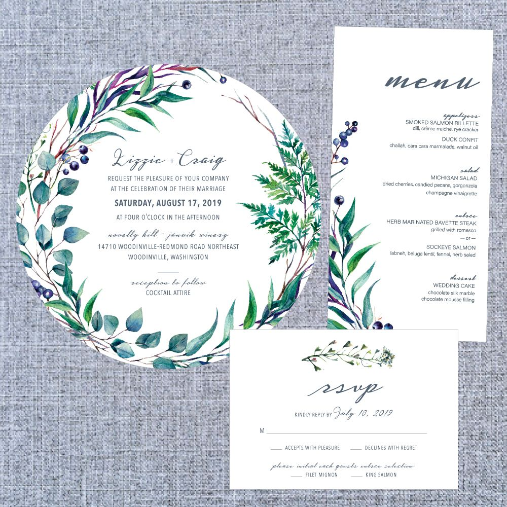 Pin by CK Paper Designs * on Wedding Invitations