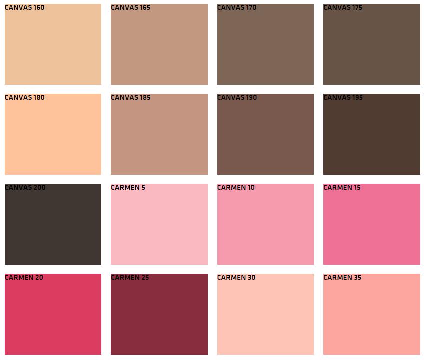 Fawori Boya Ic Cephe Renkleri Katalogu Ve Kartelasi Evde Mimar