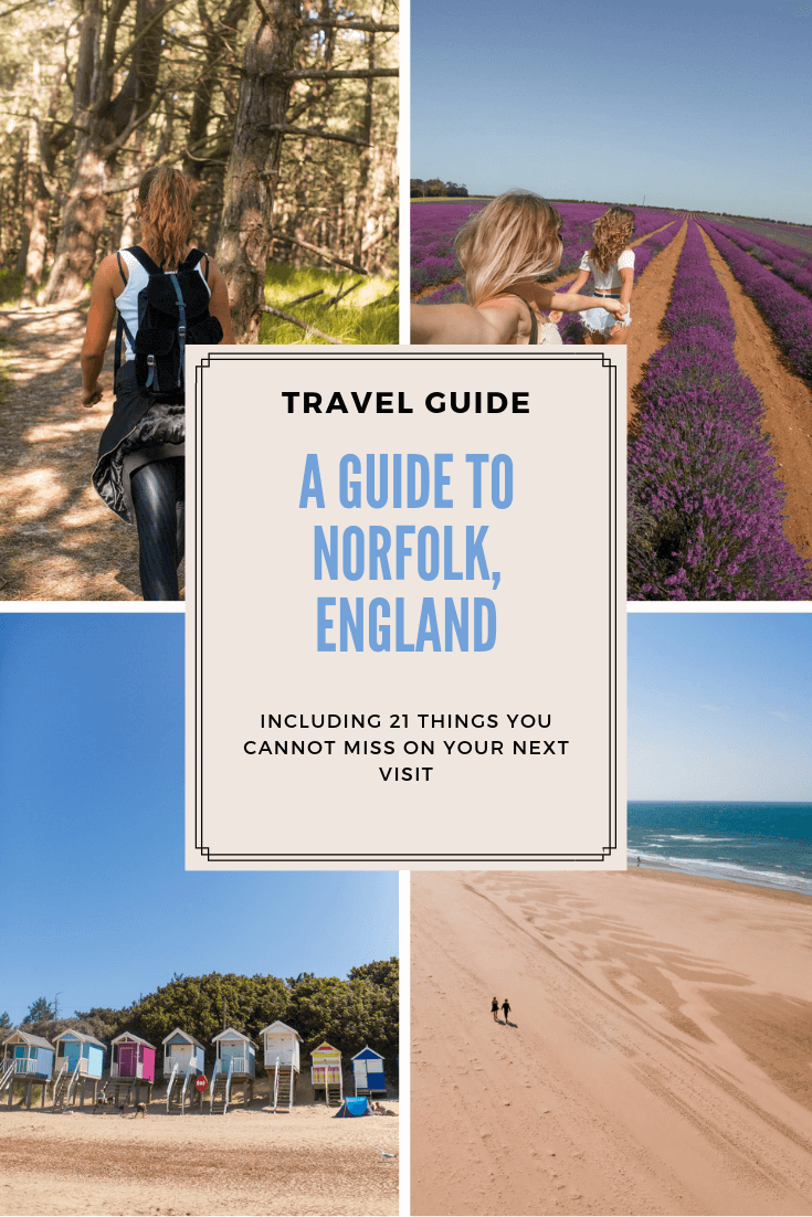 Norfolk, England: a complete guide   Where's Mollie?