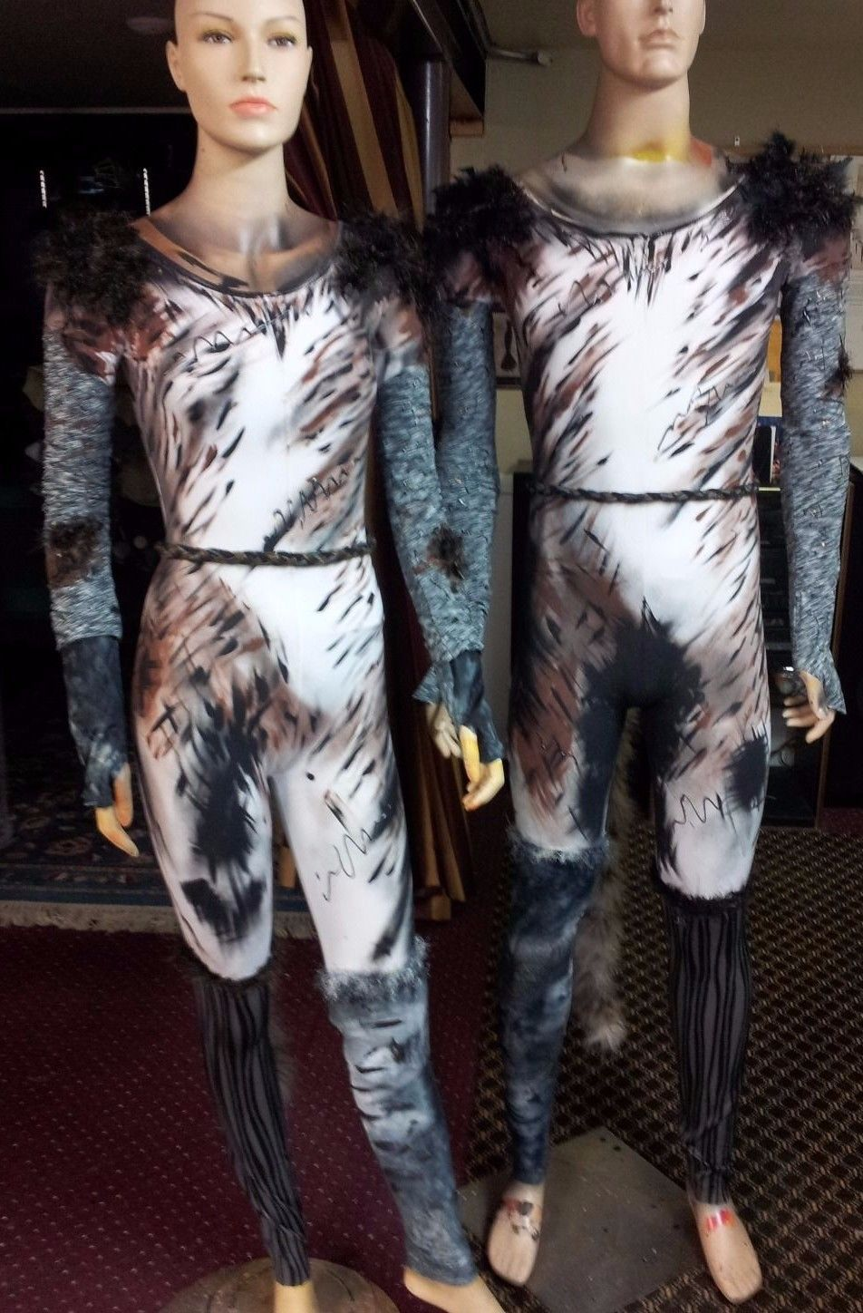 Tantomile Coricopat Twins in Cats The Musical Costumes w