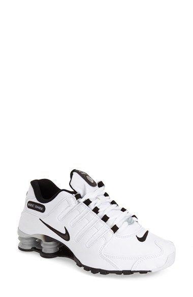 Nike \u0027Shox NZ EU\u0027 Sneaker (Women) available at - womens casual shoes,  online womens shoes shopping, white womens shoes