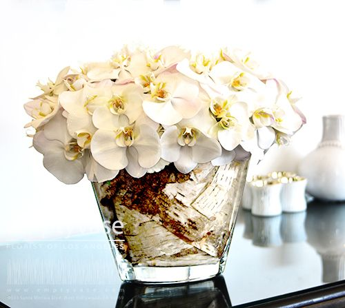 Empty Vase Florist Of Los Angeles Party Ideas Flowers Pinterest