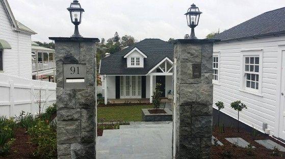 Hampton Architecture
