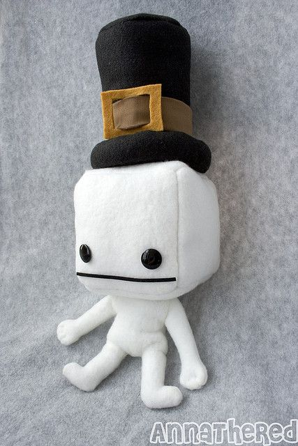 Hatty from battleblock theater by annathered via flickr crafts hatty from battleblock theater by annathered via flickr publicscrutiny Choice Image