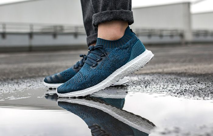 promo code 81299 b0c2e Parley x adidas Ultra Boost Uncaged Blue BY3057 Buy New ...