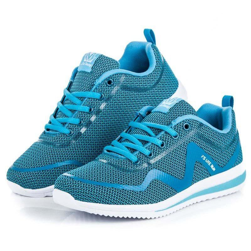 Tenisowki Damskie Axboxing Niebieskie Buty Sportowe Na Co Dzien Ax Boxing Sport Shoes Design Blue Shoes Casual Sport Shoes