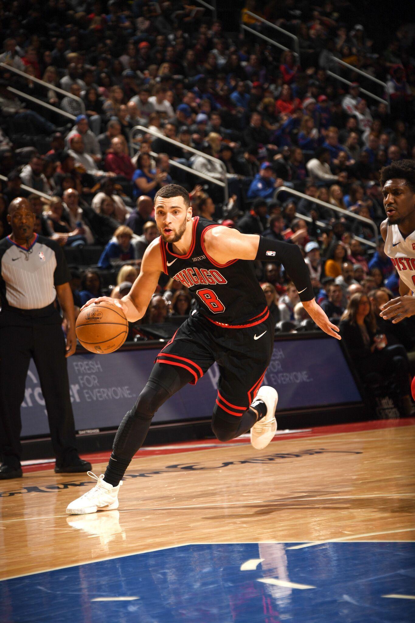 Photo Gallery Bulls Win Against Pistons Chicago Bulls Basketball Basketball Girls Chicago Bulls