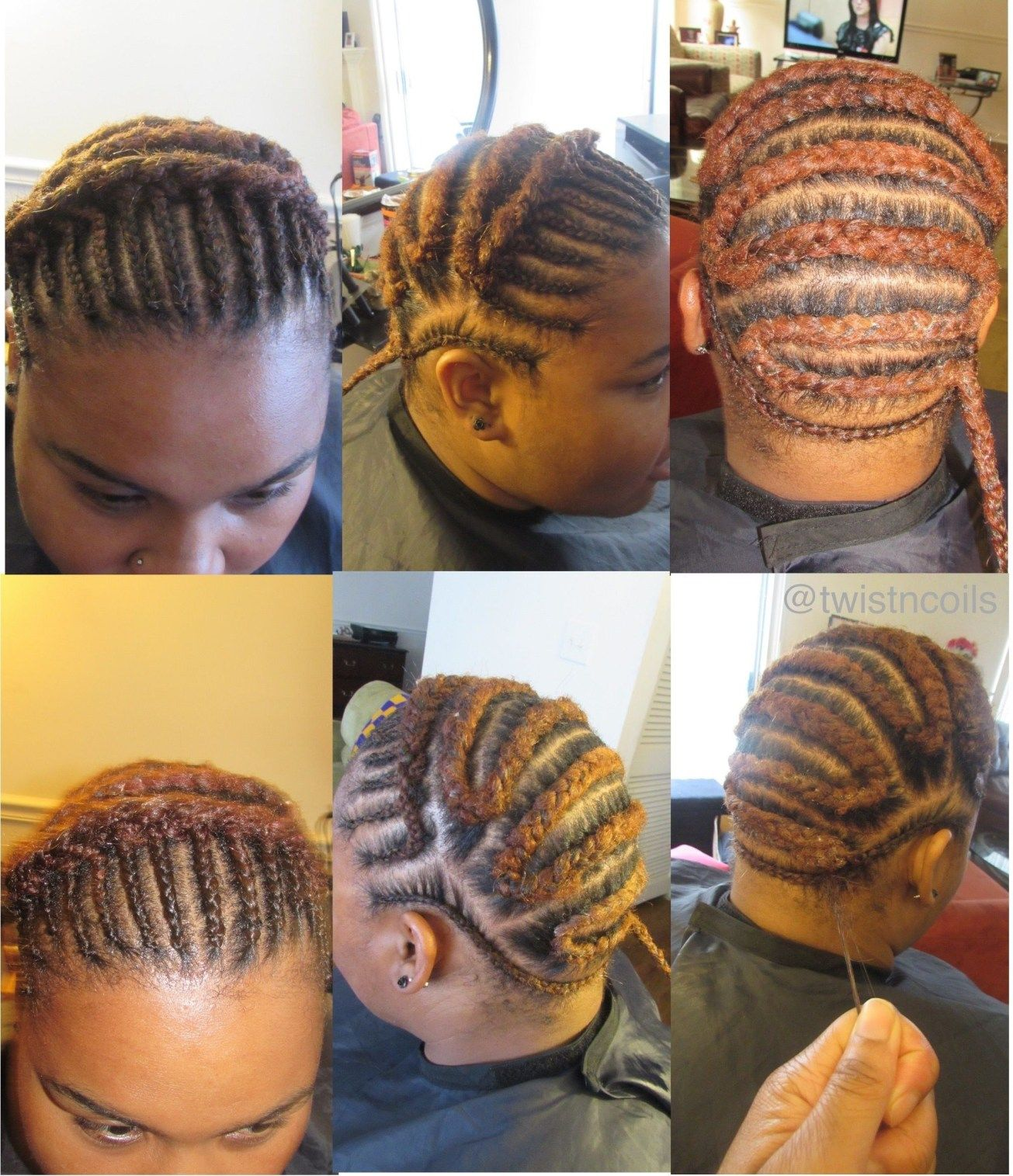 Crochet Braids Pattern Heres How You Can Install Super Long Goddess Faux Locs On Any Hair #crochetbraids