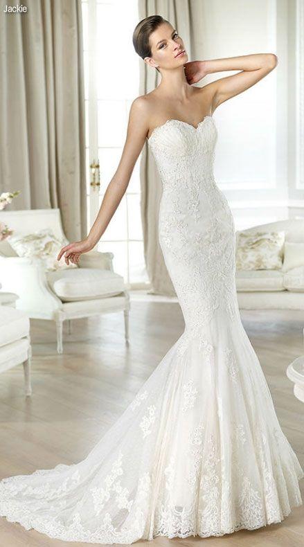 Jackie (Robes de mariée). Créateur: White One. ...   Robe ...