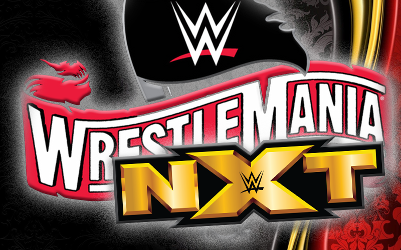 Nxt Star Teases Appearing At Wrestlemania 36 Wrestlemania Tease Nxt Takeover