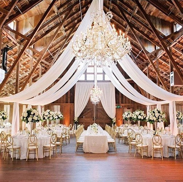 35 floral spring wedding ideas spring weddings floral for Wedding venue decoration ideas pictures
