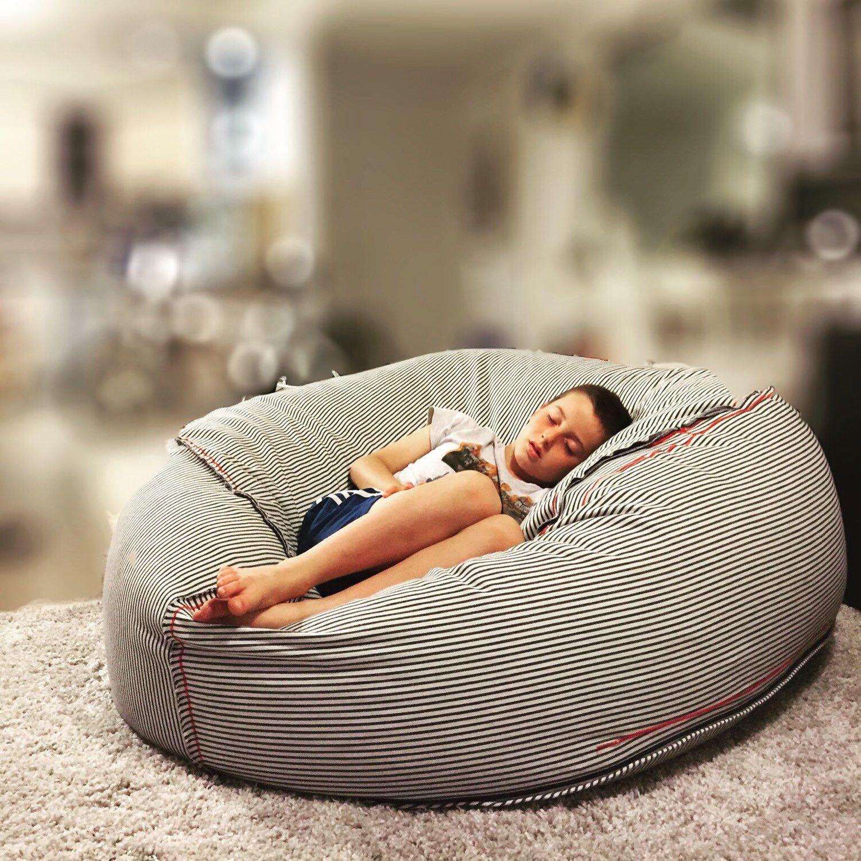 Large Beanbag Bean Bag Floor Cushion