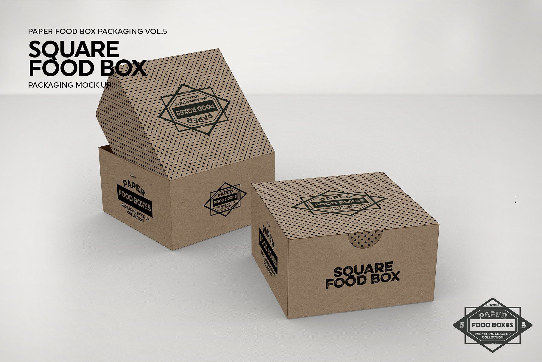 5729+ Box Delivery Mockup Download Free