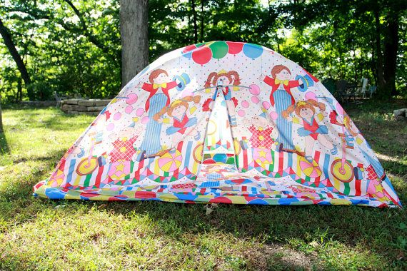 I had this tent on my bed.  Words can't describe how fun it was...
