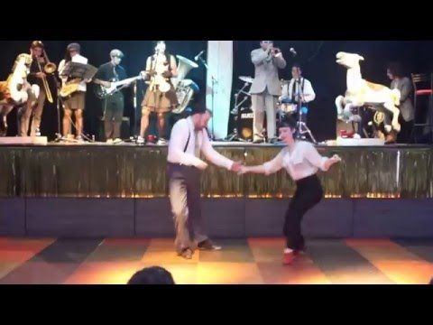 2nd Swingtiago Lindyweekend (2016) Chile - Maxi Prado