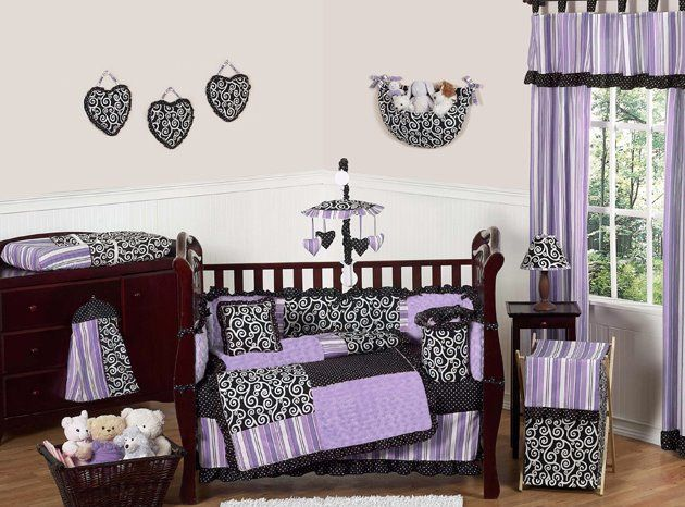10 Remarkable Trendy Baby Bedding Crib sets Idea   Baby Cribs ...
