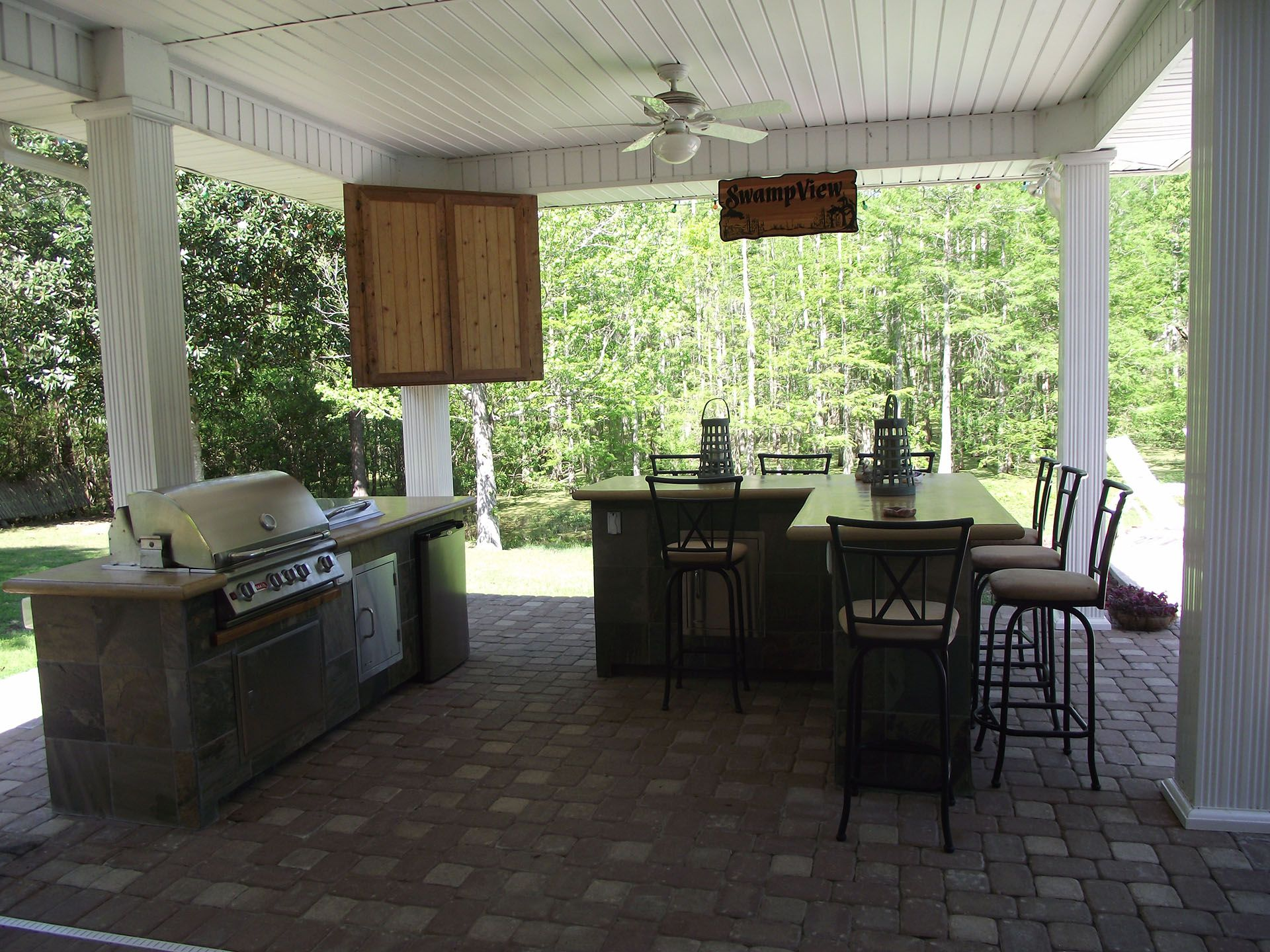 New Orleans Outdoor Kitchens Contractor Custom Conceptscustom Concepts