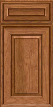 Merillat Masterpiece Cabinetry-Caliseo Hickory Ginger with Sable Glaze from waybuild