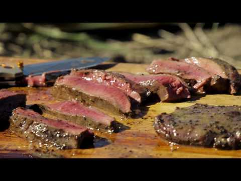 Seared Venison Heart With Whiskey Butter Recipe Food