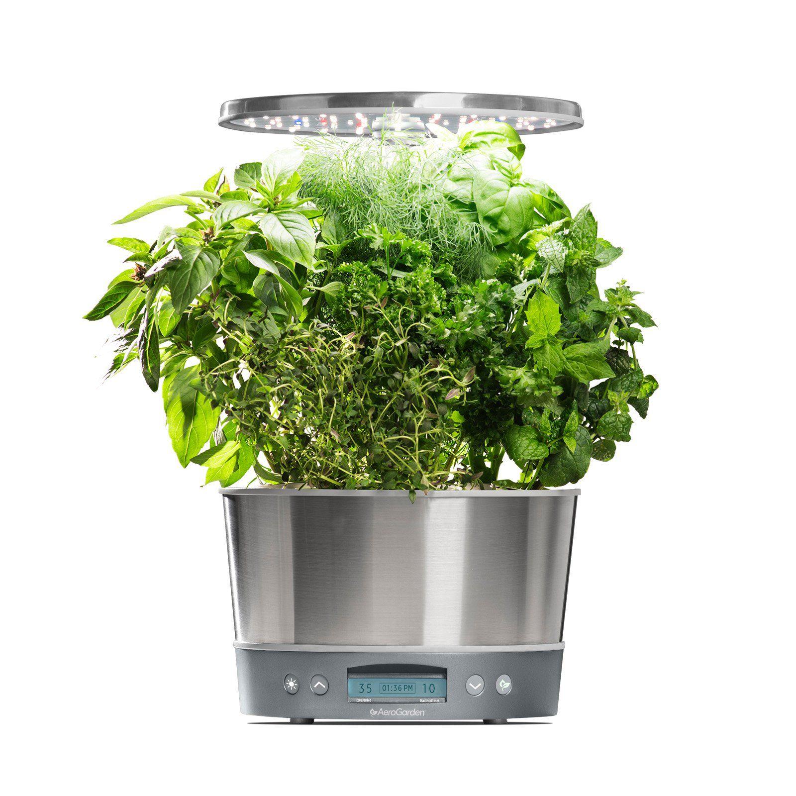 Aerogarden Harvest Elite 360 Hydroponic Garden System 400 x 300
