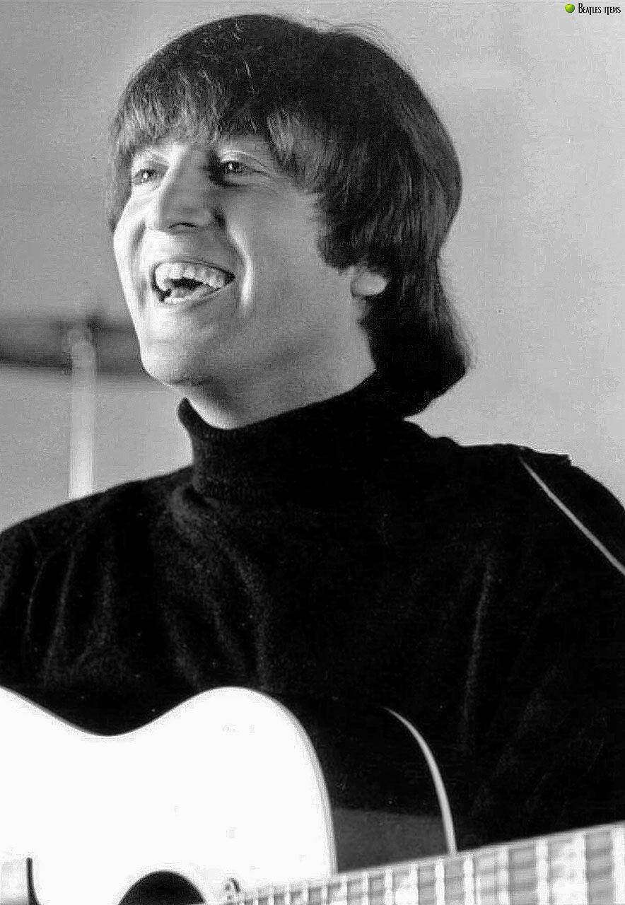John Lennon Help John Lennon Yoko Ono The Beatles John Lennon