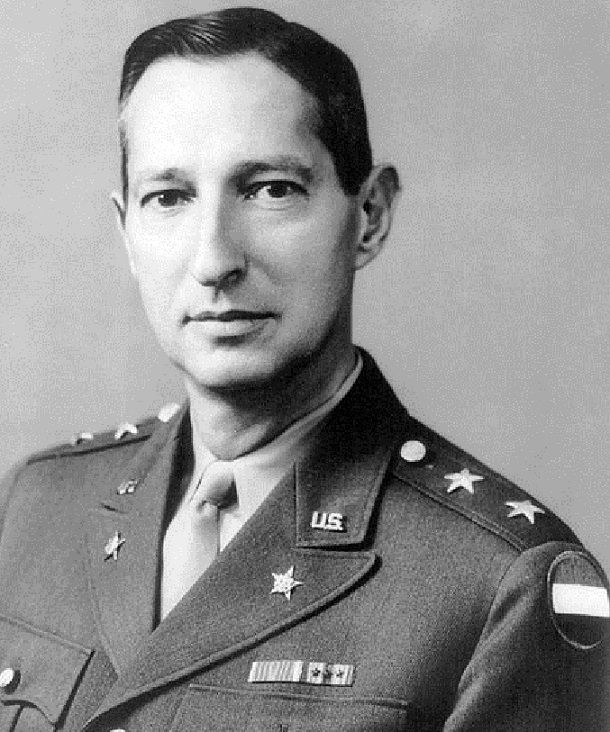 Allied leaders - Mark Wayne Clark (May 1, 1896 – April 17, 1984) was an American general during World War II and the Korean War and was the youngest lieutenant general (three-star general) in the U.S. Army. During World War II, he commanded the Allied Fifth Army, and later the Fifteen Army Group, in the Italian campaign. He is known for leading the Fifth Army in its capture of Rome in June 1944.