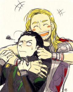 Pictures of Thor X Loki Fanfiction - #rock-cafe