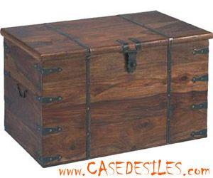 coffre bois et malle bois et cuir malle bois et coffre bois et cuir suitcase wood boxes and. Black Bedroom Furniture Sets. Home Design Ideas