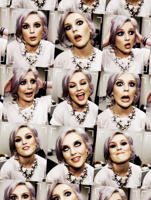 Perrie Edwards you're so funny!