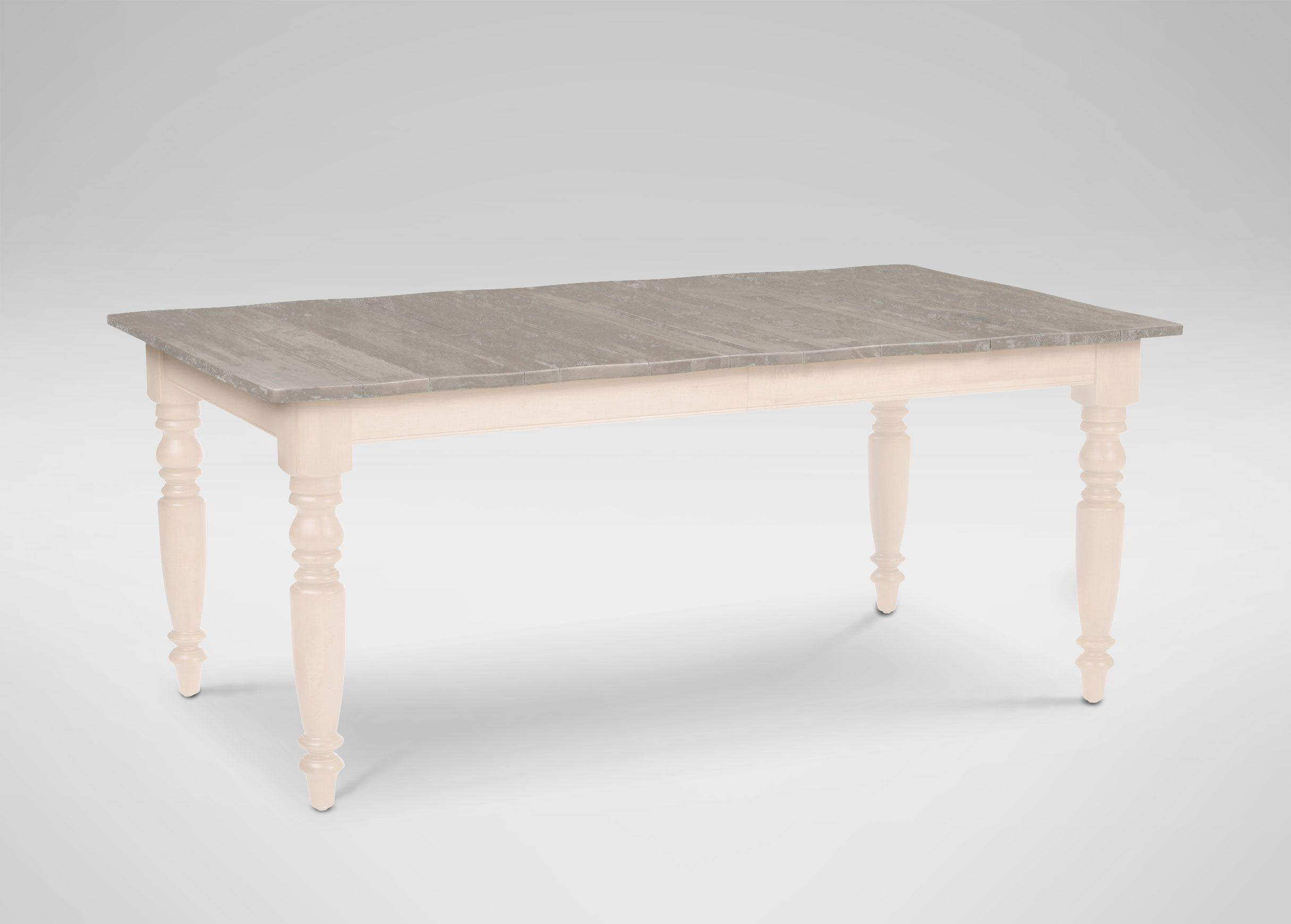 Miller Rustic Dining Table Ethan Allen would love this
