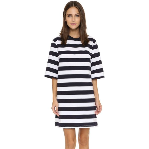 dca2d92508e7 The Fifth Label City Safari T Shirt Dress (€72) ❤ liked on Polyvore  featuring dresses