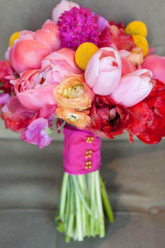 100 Bouquets Pour Sublimer La Mariee Bouquet Mariee Bouquet De