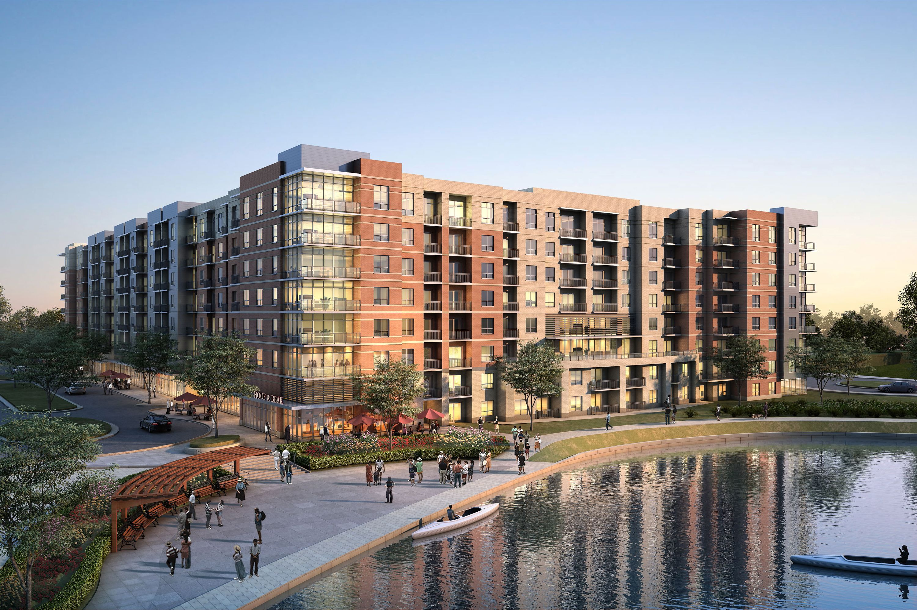 Pin On Apartments In The Woodlands