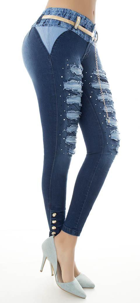Jeans Levanta Cola Ene2 93201 Jeans Colombianos Pantalones De Moda Mujer Chaquetas De Jeans Mujer Pantalones Jeans De Moda