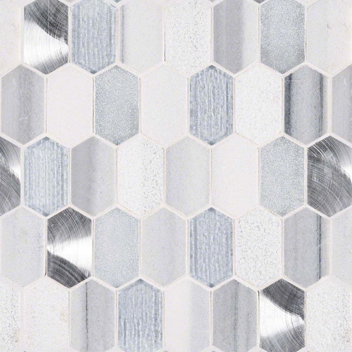 May Your New Year Sparkle Shine Just Like These Gorgeous Decorative Mosaics Tile Backsplash Glass Backsplash Backsplash