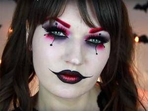 10 cute 'n' creepy clown makeup ideas for halloween in
