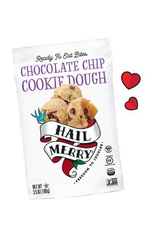 Buy Again Hail Merry Chocolate Chip Cookie Dough Bites