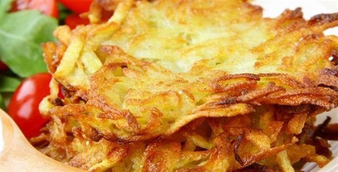 Batata rostie com recheio de vegetais e queijo branco - Receitas